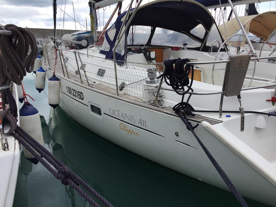 Oceanis Clipper 411 (Canopus)