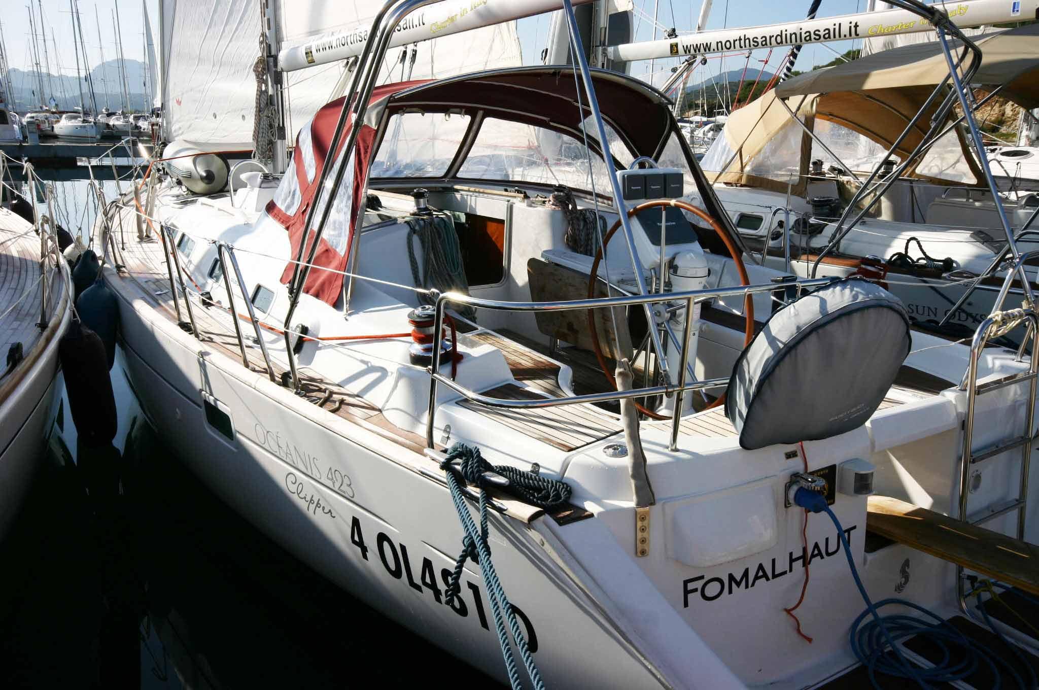 Oceanis Clipper 423 (Fomalhaut)