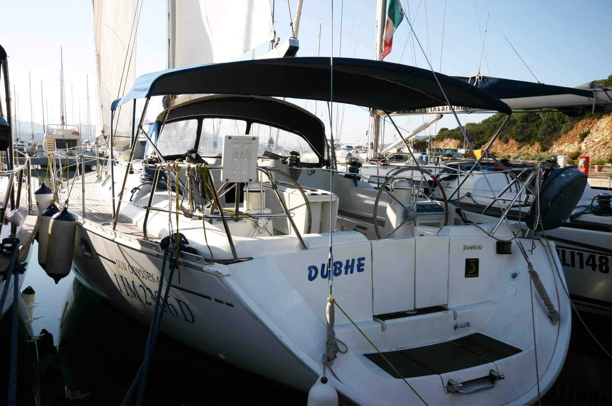 Sun Odyssey 45.2 (Dubhe)