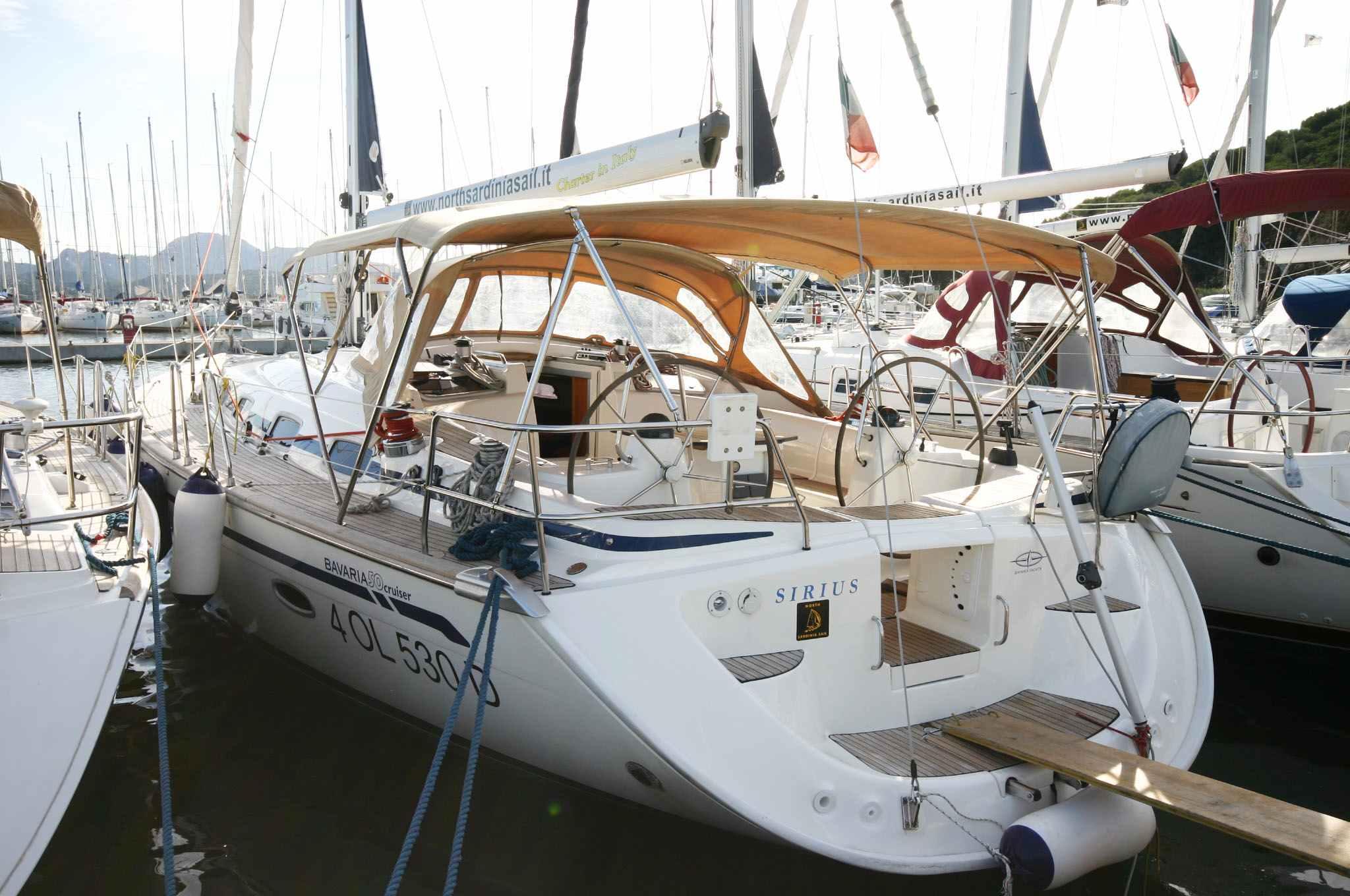 Bavaria 50 Cruiser (Sirius)