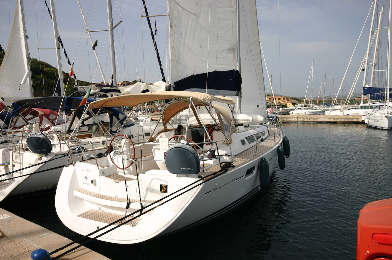Sun Odyssey 42i (Nihal)