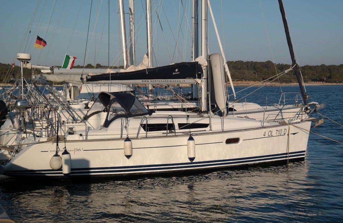 Sun Odyssey 36i (Lyra)