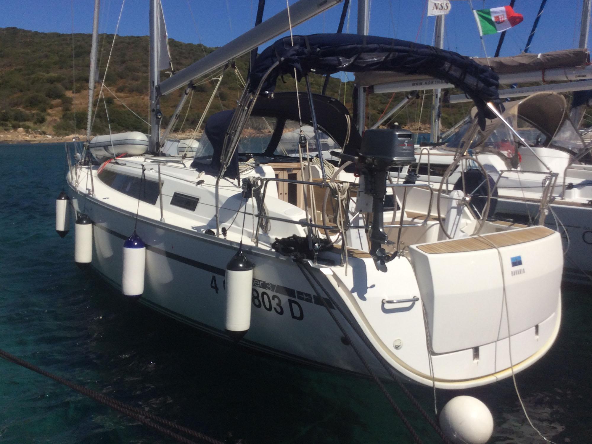 Bavaria Cruiser 37 (Elnath)
