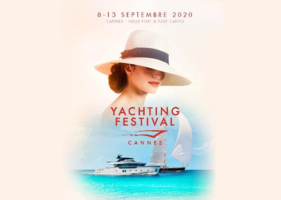Vieni a trovarci al prossimo Cannes Yachting Festival