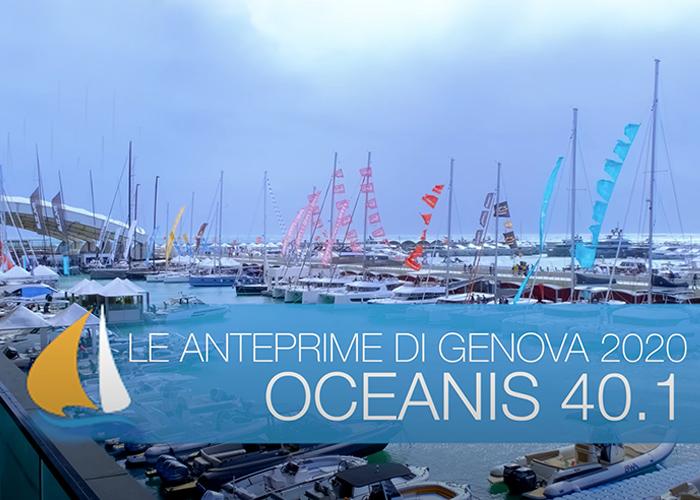 Oceanis 40.1 novità 2020 di BENETEAU
