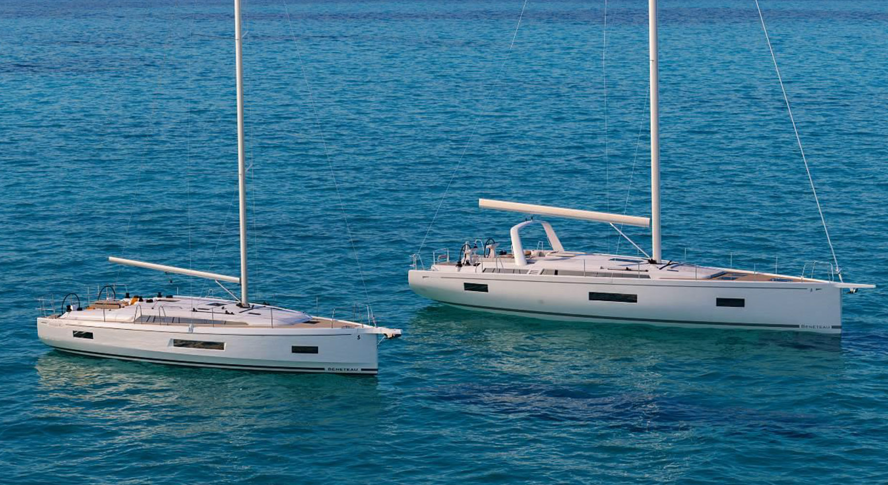 NEW OCEANIS YACHT 54 & OCEANIS 40.1